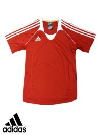 Women's Adidas 'Trky Shtr' T Shirt (G82396) x5 (Option 1): £4.95